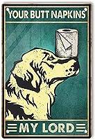 レトロおかしい金属錫サイン8 x 12インチ(20 * 30 cm)トイレバスルームwcブリキ看板警告通知パブクラブカフェホームレストラン壁の装飾アートサインポスター(fs-1-35)