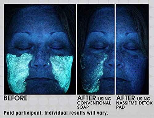 Detox products NassifMD Face Detox Pads – Glycolic Acid Pads – Anti Aging Face Pads