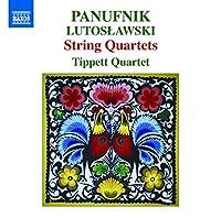 Panufnik/Lutoslawski: String Q