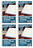Adams Vehicle Mileage and Expense Journal, 5-1/4