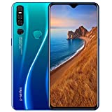 Kariwell 2+32GB Android 9.1 Smartphone - Quad Core 6.3 inch Dual HD 500W Camera Smartphone with 3800Mah Battery WiFi Blueteeth GPS 3G Call 6.3' HD Touch Screen Mobile Phone [158×72.5×7mm]