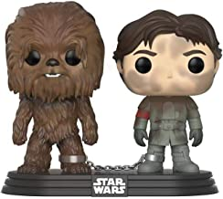 POP Funko Solo A Star Wars Story Han Solo and Chewbacca 2 Pack