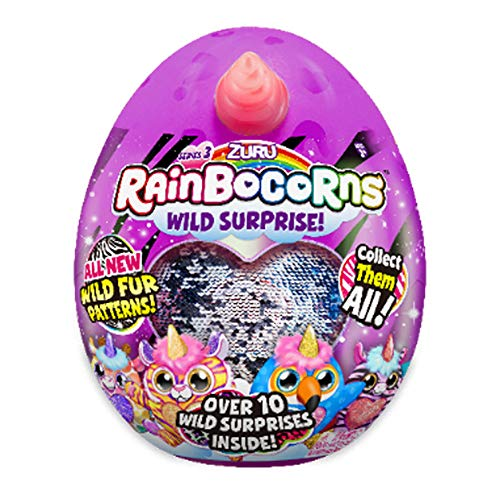 Rainbocorns S3 - Peluches
