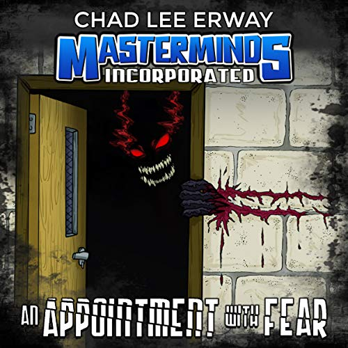 An Appointment with Fear audiobook cover art