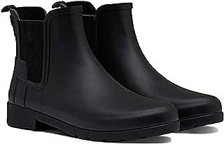 [ハンター] レインブーツ 長靴 オリジナルリファインドチェルシー ORIGINAL REFINED CHELSEA WFS1017RMA [並行輸入品]