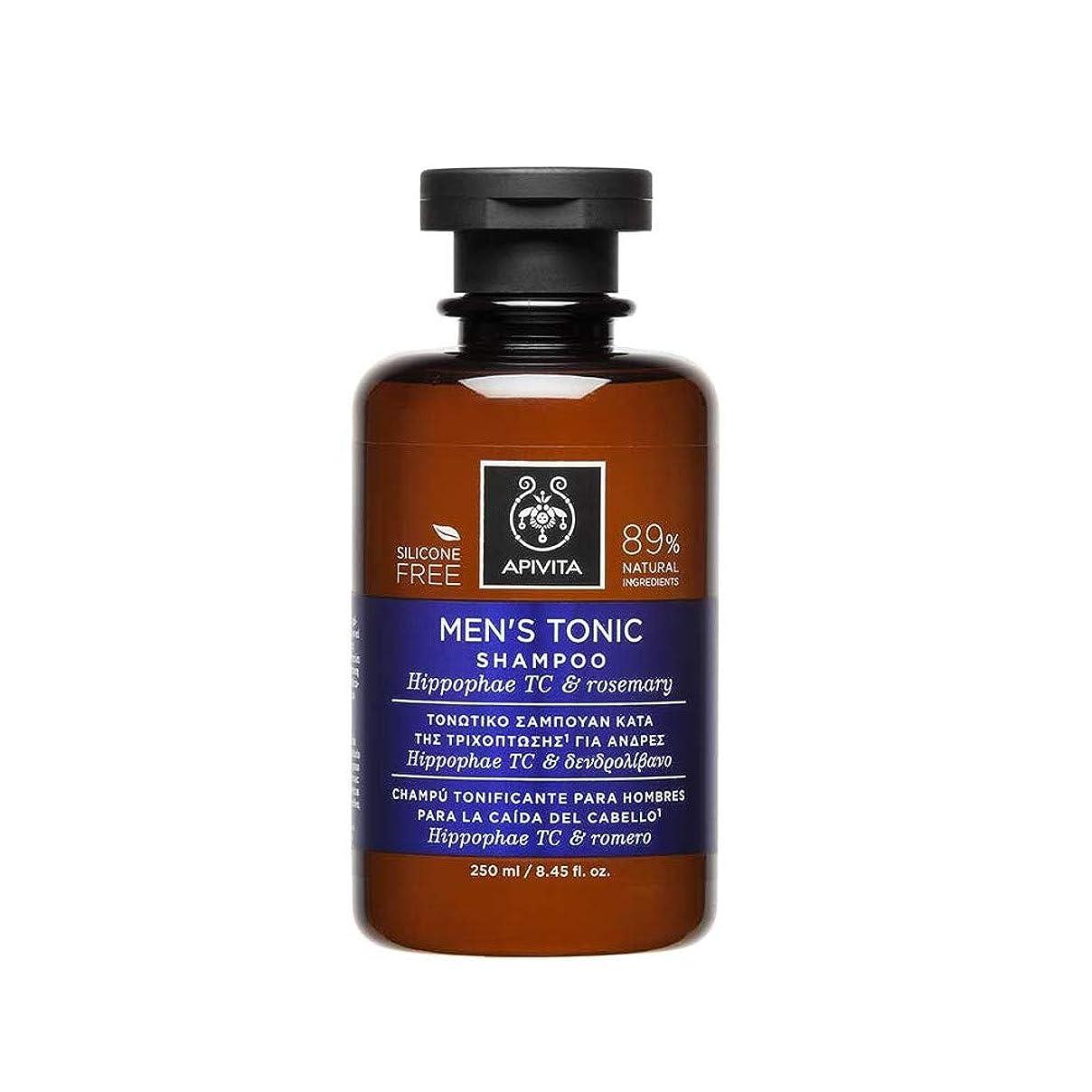 肯定的要求する管理アピヴィータ Men's Tonic Shampoo with Hippophae TC & Rosemary (For Thinning Hair) 250ml [並行輸入品]