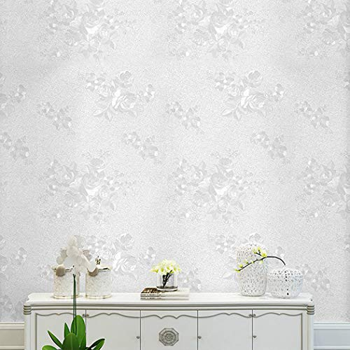 Self-Adhesive Removable Peel and Stick Wallpaper Cloth PVC Plain self-Adhesive Wallpaper Peel and Stick Wallpaper European