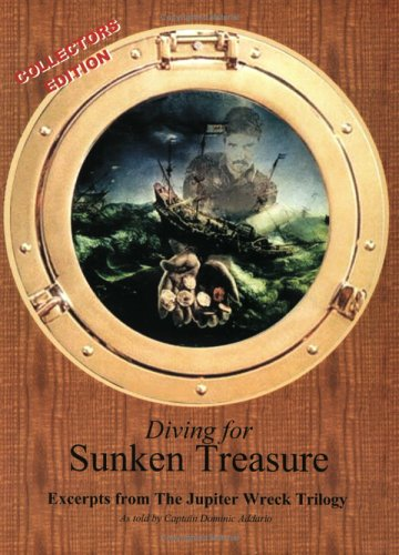 Hot Sale Diving for Sunken Treasure Excerpts from The Jupiter Wreck Trilogy