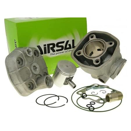 Zylinder Kit Airsal Sport Grauguss 70ccm Derbi Senda 50 1994 1999 Ebs Auto