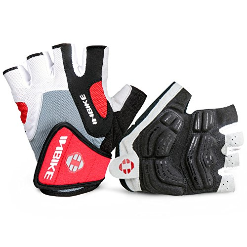 INBIKE Gel Padded Cycling Gloves