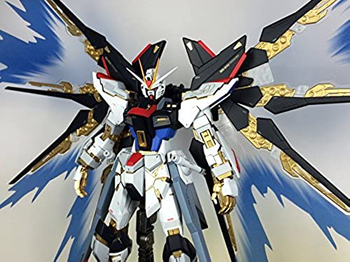 'Wings of Light' MG 1 100 Strike Freedom Gundam Dragoon fire effects ' parallel imports ' by i-shopHK