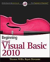 Beginning Visual Basic 2010 (English Edition)