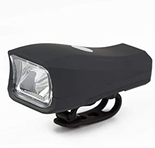 luz Trasera de la Bicicleta luz de Advertencia Ligera luz de la montaña Carga del USB luz de funcionamientos múltiples del Montar a Caballo,Negro CXZHWGXT Frente de la Bicicleta