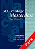 BEC Vantage MasterClass Workbook and Audio CD Pack (with key) (Bec Masterclass)