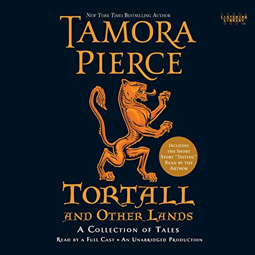 Tortall and Other Lands: A Collection of Tales audiobook cover art