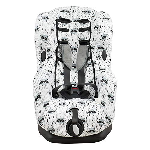 Funda de verano B/éb/é Confort Is/éos Neo+//Isofix color blanco crema