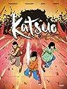 Katsuo, tome 1 : Le samouraï noir par Tamaillon