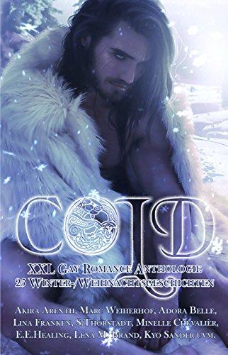 COLD: XXL Gay Romance Anthologie - 25 Winter-/Weihnachtsgeschichten (German Edition)