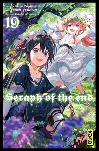 Seraph of the End Edition simple Tome 19