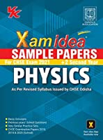 Xam Idea Sample Paper Physics Class 12 CHSE (Odisha Board) (2020-21) Examination