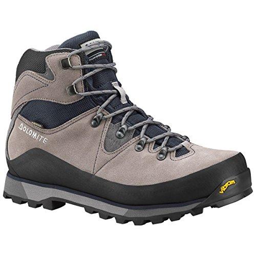 Dolomite Herren Bota Zermatt GTX Boot, Estaño/Gunmetal, 42 EU