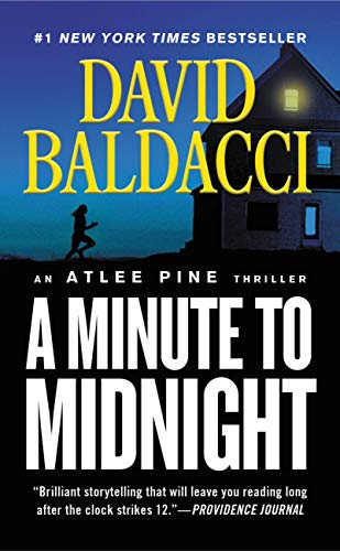 A Minute to Midnight (An Atlee Pine Thriller Book 2) (English Edition)