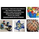 TLDSHOP-Targhetta-Didiesse-Frog-con-OMAGGIO-Ceramica-Siciliana-Originale-Pz-1