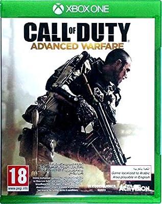 Call of Duty: Advanced Warfare (English/Arabic Box) (Xbox One)