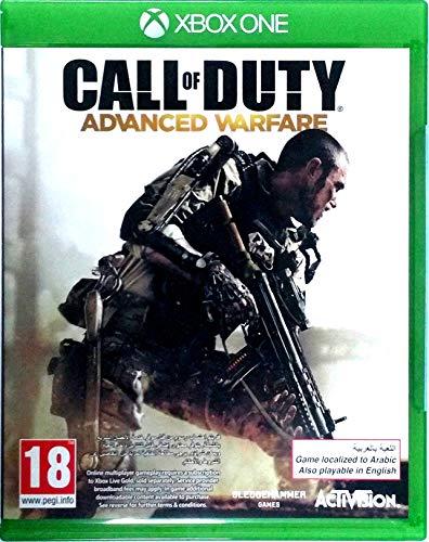 test Activision – Call of Duty: Fortgeschrittene Kriegsführung (Englisch / Arabisch) / Xbox One (1 Spiel) Deutschland