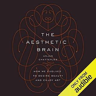 The Aesthetic Brain audiobook cover art