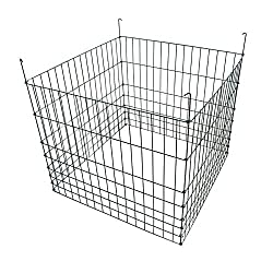 compose pile wire frame
