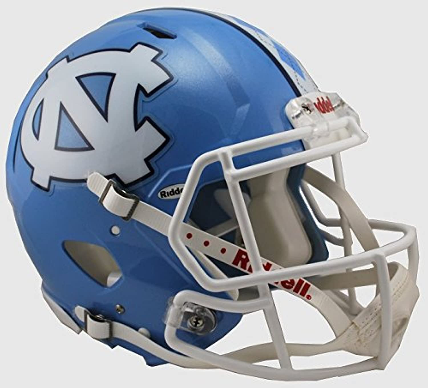 North Carolina Tar Heels Speed Football Helmet B NEW 2015 B