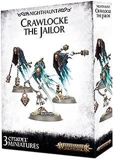 Games Workshop Crawlocke The Jailor and Chainghasts Warhammer Age of Sigmar