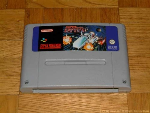 Super R-Type (PAL) [Nintendo Super NES]