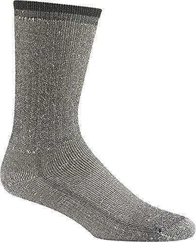 Wigwam Merino Wool Comfort Hiker Sock: Charcoal; SM