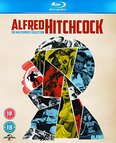 [UK-Import]Alfred Hitchcock The Masterpiece Box Set Collection Blu-ray