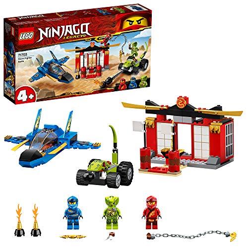 LEGO Batalla en el Caza Supersónico