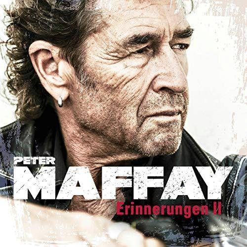 Maffay,Peter: Erinnerungen 2 – die stärksten Balladen (Audio CD)