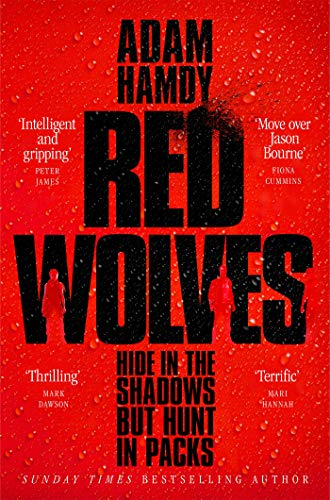 Red Wolves (Scott Pearce Book 2) by [Adam Hamdy]