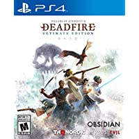 Pillars of Eternity II: Deadfire Ultimate Edition for PlayStation 4 by THQ Nordic