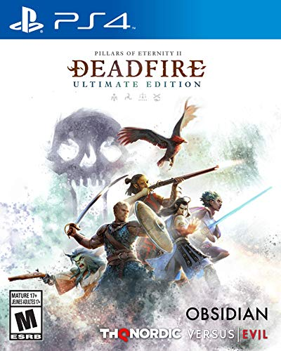 [PS4] Pillars of Eternity II: Deadfire - $29.99 at Amazon