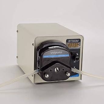 Bomba Perist/áltica DC 6V #3 Microbomba Perist/áltica Profesional Para Acuarios de Laboratorio Para Farmacia de An/álisis Bioqu/ímico