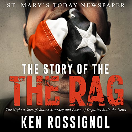 St. Mary's Today: The Story of the Rag! audiobook cover art
