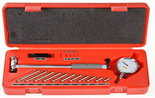PMD Products Engine Cylinder Bore Dial Indicator Gauge Kit Metric 50mm - 160mm .01mm