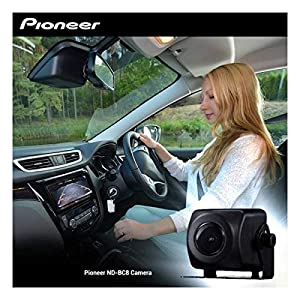 Pioneer NDBC8 Universal CMOS Surface Mount Backup Camera