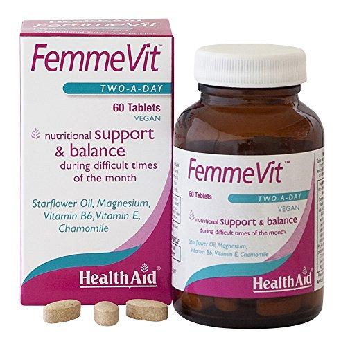 FEMME VIT PMS 60COMP