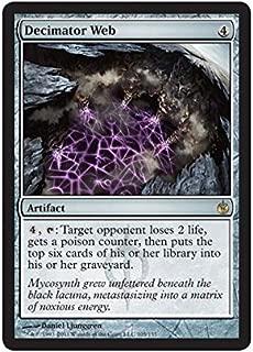 Magic: the Gathering - Decimator Web - Mirrodin Besieged