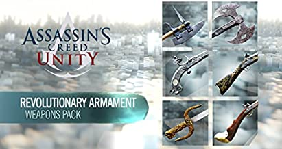 Assassin's Creed Unity: Revolutionary Armaments Pack [Online Game Code]