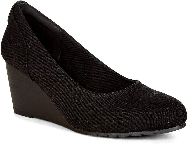 Yellow shoes - OISEAU - Women's Wedge shoes