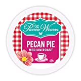 PIONEER WOMAN STICKY BUN FLAVOR: A delightful coffee blend inspired by one of Ree Drummond's signature Pioneer Woman dishes, Classic pecan pie. This coffee blend is like a pecan pie in a cup. Start your day the right way with this toasted pecan coffe...
